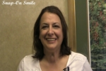 Atlanta Cosmetic Dentist Snap-On-Smile Testimonial